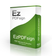PDF digital signature & encrytion software tool
